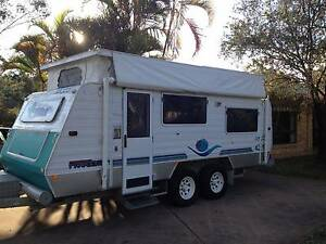 2004 OFFROAD OUTBACK JAYCO CARAVAN Mount Nathan Gold Coast West Preview