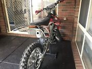 Crf250r Langwarrin Frankston Area Preview