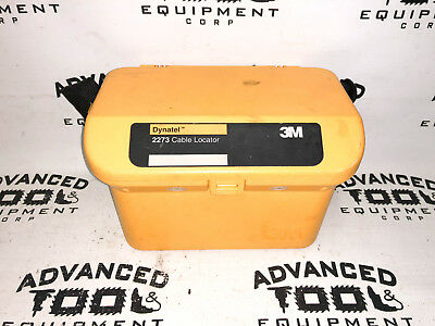 3m Dynatel 2273 Pipe Cable Locator Transmitter For 2573 Wand