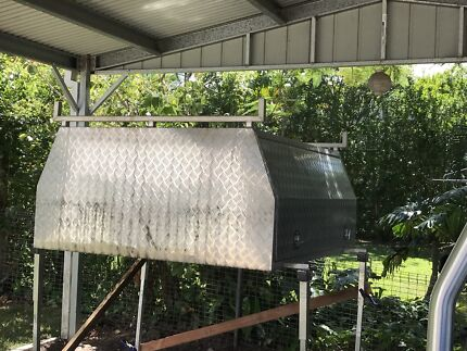 Canopy/toolbox  $2000.00
