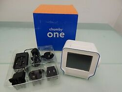 """Chumby One Alarm Clock 3.5"""" LCD Color Touchscreen"""