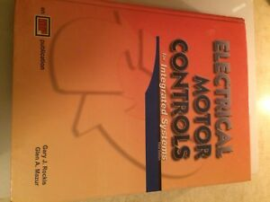 Electrical Motor Controls 3rd Edition