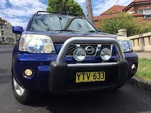 2002 Nissan X-trail Wagon Neutral Bay North Sydney Area Preview