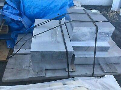 Aluminum Blocks Sheets Bars Cubes Certificate If Needed - 6061 2024 7075