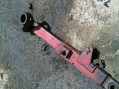 Farmall 1066 966 1086 Tractor Ihc Ih 3pt Hitch Bottom Right Lift Arm Bracket