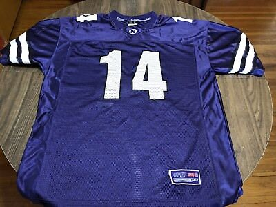 - Northwestern University Wildcats 2XL Football Jersey XXL