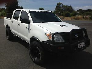 2006 Toyota Hilux Ute Chinderah Tweed Heads Area Preview