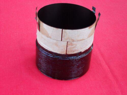 "4"" Voice Coil Rockford Fosgate HX 2 T2 Dual 4 Ohm Voice Coil, Speaker Parts."