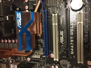asus m4a79t-deluxe mobo with AMD cpu