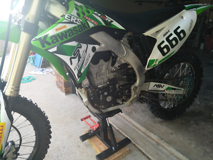 2007 KXF450 Mint condition! - will swap for decent family boat