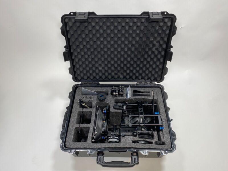 TILTA TT-03-A DSLR Shoulder Rig Kit, Follow Focus Mattebox Support System w/CASE