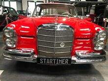 Mercedes-Benz 250 SE Coupe