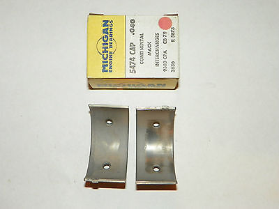 Continental 4cyl & 6cyl .040 rod bearings (1 pair)