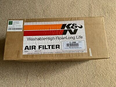 K&N Performance Air Filter Landrover Defender TDi 300 E-2590 ✅ New