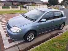 Toyota corolla seaden 2003 ($4500) negotiable St Albans Brimbank Area Preview