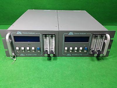 Inusa In2000-l2-rm Ozone Analyzer Afx Used