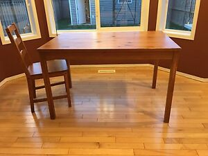 Free desk and chairs for pick up Edmonton Edmonton Area image 2