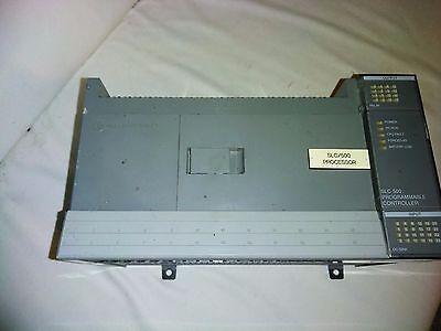 1747-l40c Slc 500 Processor Unit 40pt Io Allen Bradley Plc Fully Functional