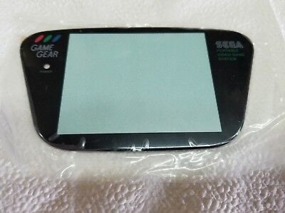 NEW ( Real Glass ) High Quality Screen Lens for Sega Game Gear System Console D7