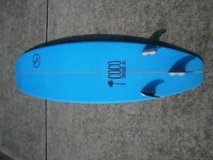 7'6 mini mal surfboard brand new