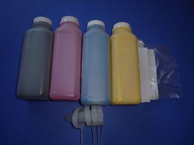 4 HY Toner Refills for Toshiba e-Studio 180 180CP Color Laser Printer -