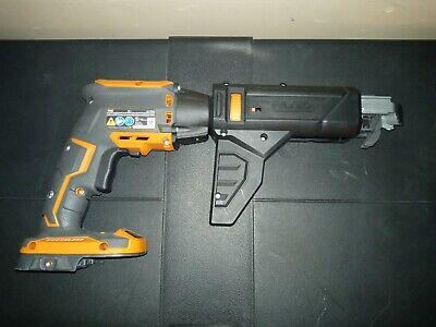Ridgid R6791 Drywall And Deck Collated Screw Gun 1-3 New In Box