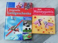 2 Bücher Moneygami Originelle Geldgeschenke, Wie neu Baden-Württemberg - Buchen (Odenwald) Vorschau