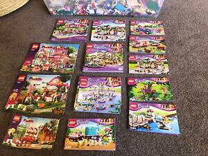 Friends LEGO 12 sets