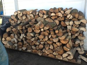 Clean dry firewood (Call Only!)