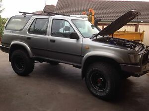 TOYOTA 4RUNNER V8 5SPEED  sell swap/ trade South Nowra Nowra-Bomaderry Preview