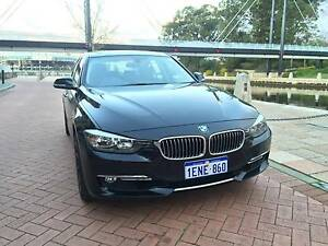 2012 BMW 320i Luxury Line Sedan with Sunroof! (PRICE REDUCED!!) Highgate Perth City Area Preview