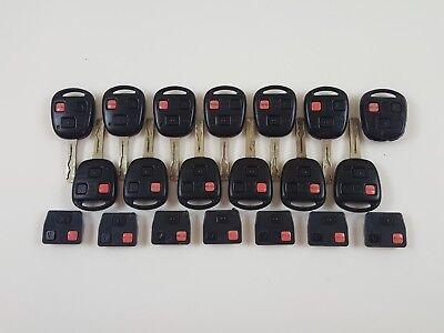 LOT OF 20 LEXUS RX300 99-03 OEM KEY LESS ENTRY ORIGINAL REMOTE N14TMTX-1 RX-300