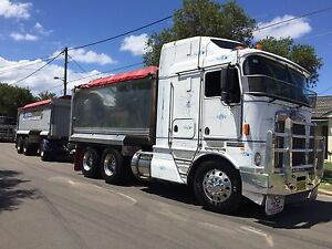 Kenworth k104 2005 truck and dog sloanebuilt Granville Parramatta Area Preview