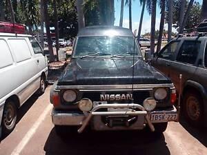 1988 Nissan Patrol Safari Darwin CBD Darwin City Preview