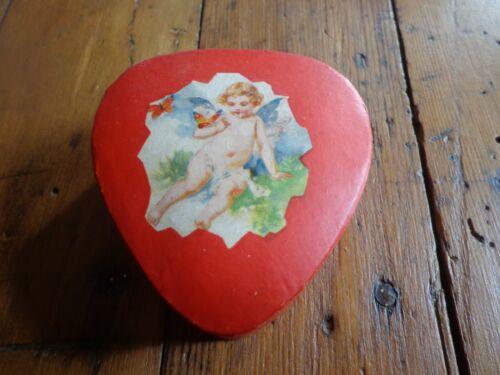 Antique Vintage Small Valentine