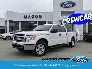2013 Ford F-150 XLT 4X4 MARCHE-PIED COUVRE BOITE
