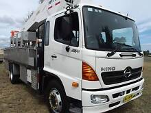 2005 Hino GH Cab Chassis,Cherry Picker Inverell Inverell Area Preview