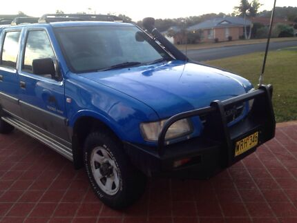 2000 Holden rodeo duel fuel Black Head Greater Taree Area Preview
