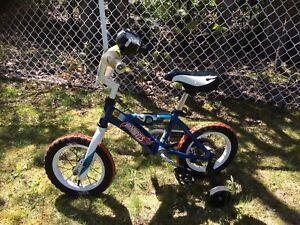 A perfect first bike.