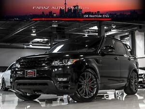2017 Land Rover Range Rover Sport HSE DYNAMIC|HUD|PARK ASSIST|AE