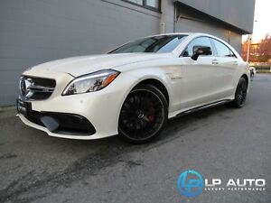 2015 Mercedes-Benz CLS-Class CLS63 AMG 4MATIC! Lease and Finance