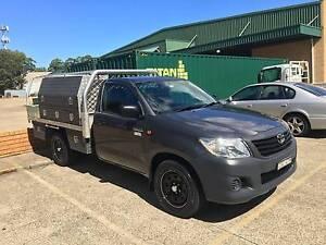 2012 Toyota Hilux Ute Girraween Parramatta Area Preview