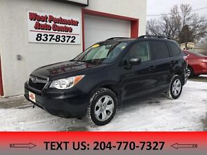 2014 Subaru Forester 2.5i REMOTE START HEATED SEATS BLUETOOTH CR