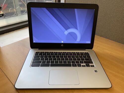 HP Chromebook 14 G3 - 14 Laptop - NVIDIA Tegra K1 2.1GHz / 4GB RAM / 16GB SSD - $170.00