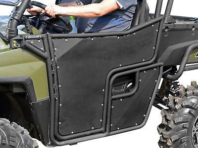 SuperATV Heavy Duty Aluminum Doors for Polaris Ranger Full Size 570 (2016+)