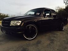2004 Toyota hilux space cab custom Parkwood Gold Coast City Preview