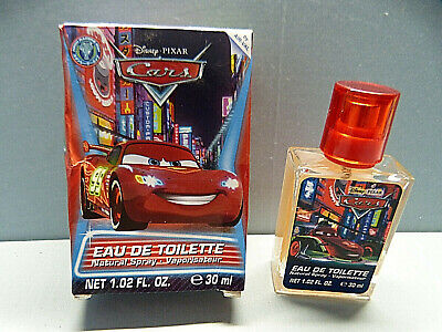 Disney Cars  -  Eau de Toilette   -  30 ml  -  Kinderduft