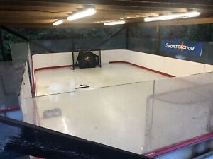 Hockey Rink For All Kids Excellent Condition