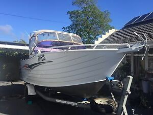 TRAILCRAFT Cross sport 535 Bowrider South Brighton Holdfast Bay Preview