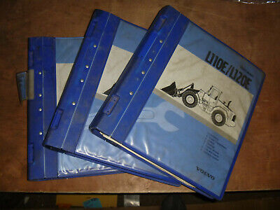 Volvo L110e Wheel Loader Shop Service Repair Manual